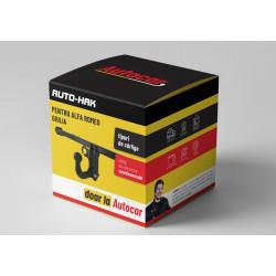 Cârlig de remorcare pentru ALFA Romeo Giulia - sistem semidemontabil -cu şuruburi 2016/-