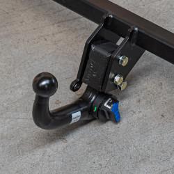 Cârlig de remorcare pentru seria 1 - 3/5 uşi - sistem automat - vertical - din 2011