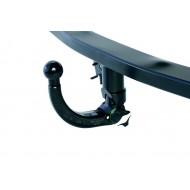 Cârlig de remorcare pentru seria 3- F30,F31, usi, combi- sistem demontabil cu cheie 02.2012/-