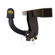 Cârlig de remorcare pentru BERLINGO - Pick Up - 2xxx - sistem automatic - din 2008 do